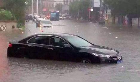 机动车水淹事故鉴定