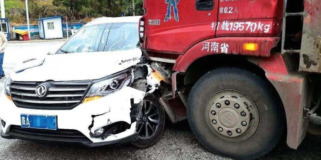 被货车撞,越野车贬值3.27万元