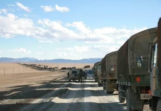 我司完成解放军驻成都某部战略仓库车辆装备鉴定工作并顺