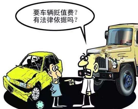 新车购置5天后即发生交通事故,所有权人能否主张贬值损失?